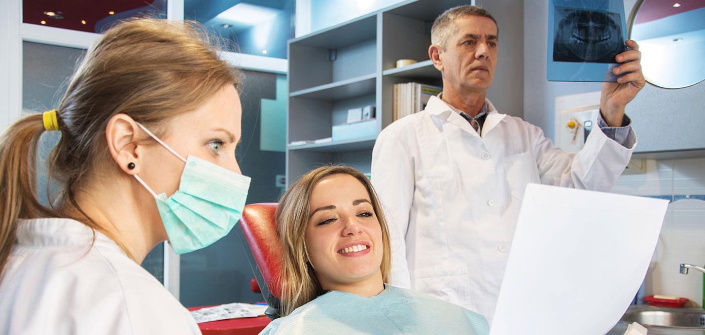 Auxiliar de Clínica Dentária