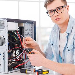 Manutenção e Reparação de Desktops e Portáteis com Certificação CompTIA IT Fundamentals